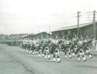 Pipes & Drums 1949