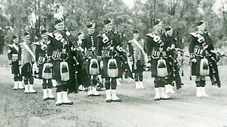 Pipes & Drums 1950