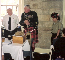 Addressing the Haggis