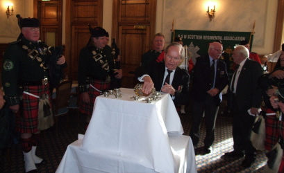 Pipe Major's Toast